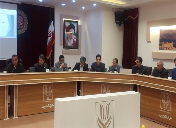 جلسه تجار افغاني در منطقه ويژه اقتصادي بيرجند برگزار شد