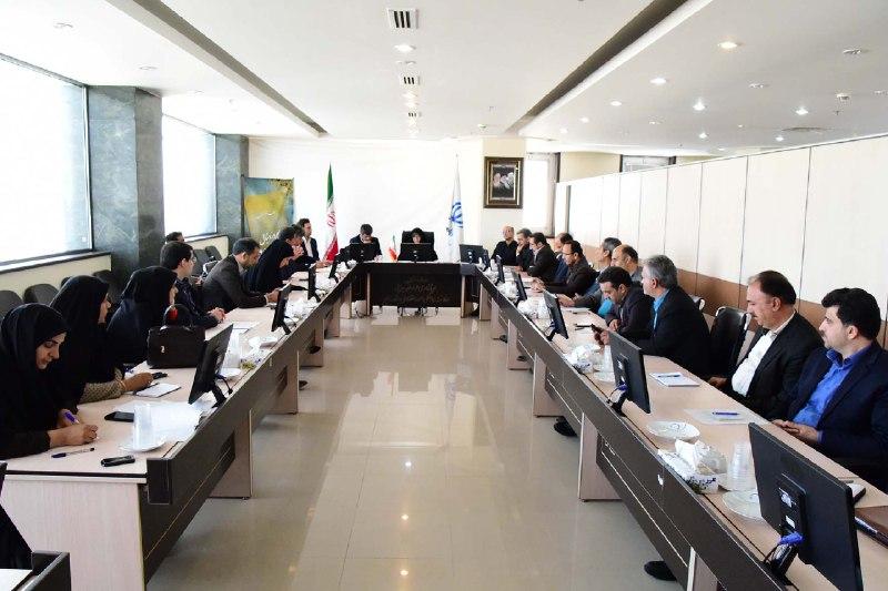 اولين جلسه كارگروه توسعه صادرات استان در سال جاري برگزار گرديد