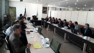 برگزاري جلسه كميسيون تنظيم بازار استان